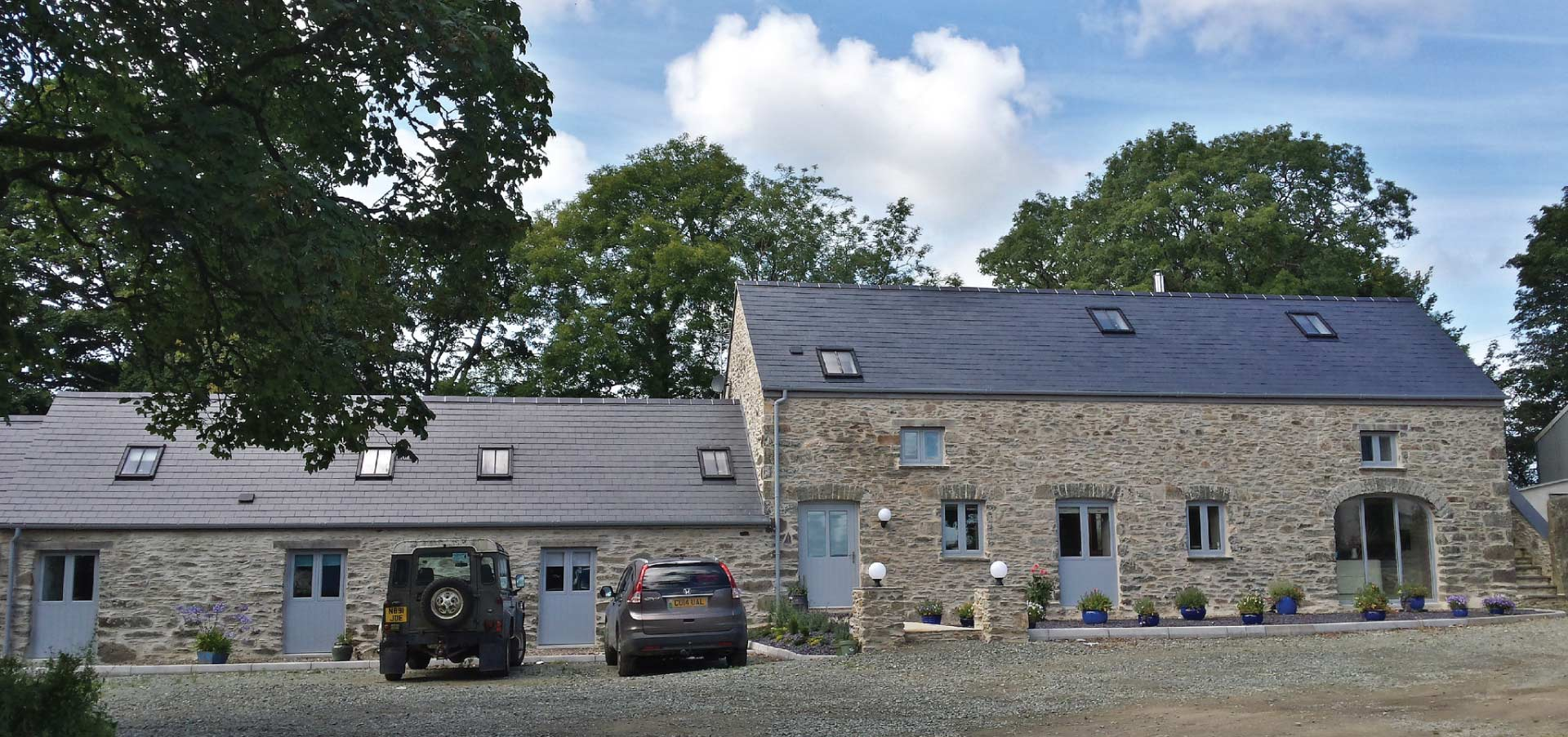Rhostwarch Pembrokeshire Holidays Bed and Breakfast 5 Star
